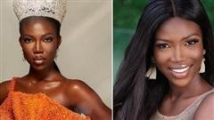 Tân Hoa hậu Hoàn vũ Ghana 2021 được ví như 'búp bê da màu'