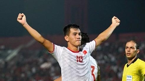 Vượt Son Heung Min, Tiến Linh xuất sắc nhất tháng 10 tại vòng loại World Cup 2022