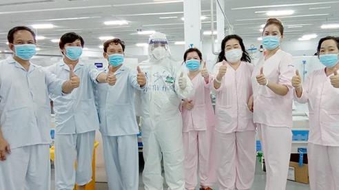 Bệnh viện Trung ương Huế tiếp tục chống dịch cùng TP Hồ Chí Minh đến hết năm 2021