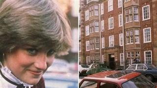 Căn hộ nơi Diana tận hưởng thời gian hạnh phúc nhất đời