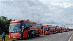 Đắk Lắk: Dừng hoạt động vận tải đón khách ở TP HCM sau 3 ngày thí điểm