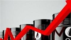 Giá xăng dầu có tuần tăng thứ 8 liên tiếp