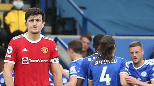 MU thua xấu hổ Leicester: Khi thủ lĩnh phá hoại