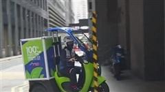 Thách thức với xe máy điện nhìn từ Singapore