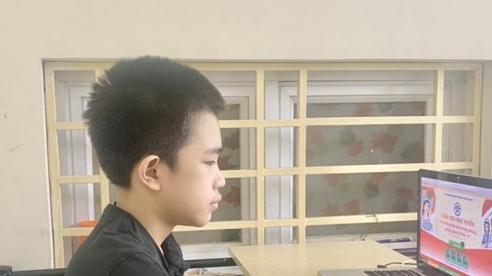 Giới trẻ tích cực tham gia cuộc thi tìm hiểu pháp luật trong phòng, chống dịch