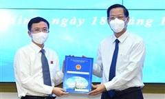 Ông Đặng Quốc Toàn giữ chức Chánh Văn phòng UBND TPHCM