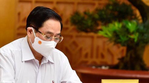 Thủ tướng: Lãnh đạo Bộ Y tế phải thông tin hàng ngày về phòng, chống dịch trên các phương tiện truyền thông