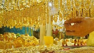 Giá vàng hôm nay 18/10: Tăng trở lại sau cú sụt giảm cực mạnh vào cuối tuần
