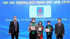 DPM được vinh danh Top 100 Thương hiệu mạnh Việt Nam