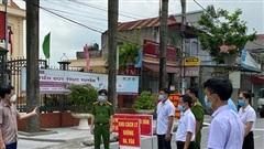 Ổ dịch mới ở Nam Định: Hệ thống kiểm soát dịch cơ sở 'tê liệt' trong 7 ngày