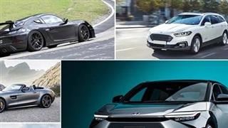 5 mẫu ô tô đáng chờ đợi năm 2022