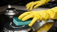 4 vật dụng trong bếp cần vệ sinh thường xuyên