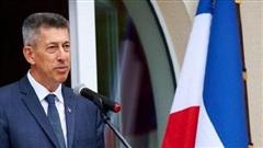 Đại sứ Pháp phải rời Belarus trước hạn chót 18/10