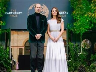 Hoàng tử Anh công bố chủ nhân giải môi trường Earthshot năm đầu tiên