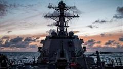 Trung Quốc lên án Mỹ, Canada đưa tàu chiến qua eo biển Đài Loan