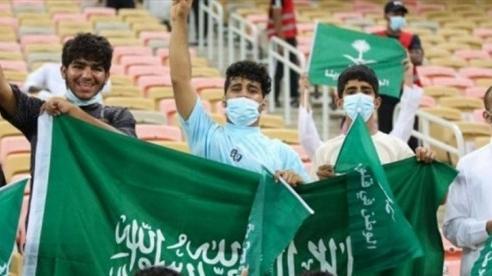 Saudi Arabia mở cửa sân vận động sau khi kiểm soát được dịch bệnh