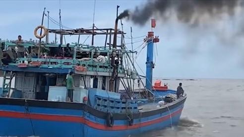 Quảng Ngãi: Triển khai lực lượng tìm kiếm 4 ngư dân trên tàu cá bị mất liên lạc