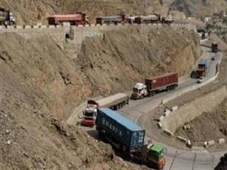 Chuyến hàng hóa đầu tiên của Afghanistan vận chuyển sang châu Âu