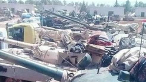 11 nghìn chiến binh ở Nam Syria đầu hàng Quân đội Nga