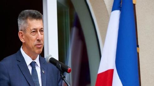 Belarus trục xuất Đại sứ Pháp Nicolas de Bouillane de Lacoste