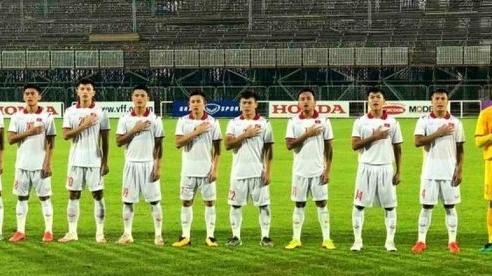 Giao hữu: U23 Việt Nam thắng đậm U23 Kyrgyzstan