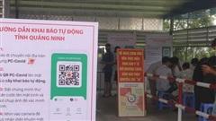 Quảng Ninh: Quy định cách ly mới đối với người từ vùng đỏ vào tỉnh từ 18/10