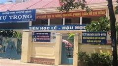 Khánh Hòa: Học sinh Cấp 2 và Cấp 3 ở Vạn Ninh đã học tập trung tại trường