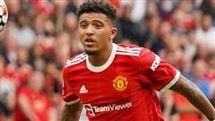 Các cầu thủ MU nghi ngờ 'bom xịt' Jadon Sancho