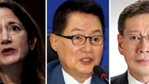 Giám đốc tình báo Mỹ - Hàn - Nhật họp kín về Triều Tiên