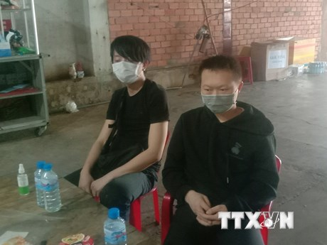 Bình Phước: 2 người nước ngoài cố tình 'thông' chốt kiểm soát dịch