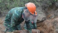 Hà Giang rà phát hiện hơn 7 nghìn vật liệu nổ sót lại sau chiến tranh