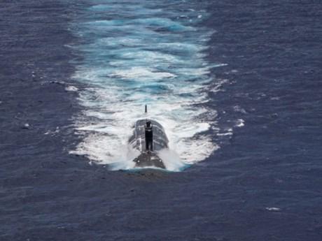 Hải quân Nga được trang bị robot ngầm săn lùng biệt kích trên biển