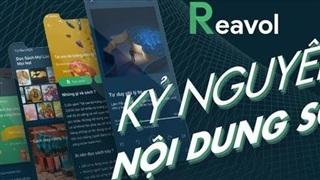 Reavol: Sản phẩm công nghệ đọc sách của người Việt