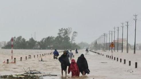 Sẵn sàng ứng phó diễn biến mưa lũ phức tạp có thể xảy ra trong những ngày tới