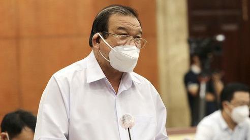 Ông Lê Minh Tấn: 'Tôi không phát biểu chưa có ai thiếu ăn, thiếu mặc vì dịch'!