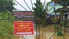 Quảng Bình bảo đảm an toàn cho công dân cách ly y tế trong mưa lũ