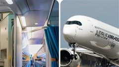 Bí mật về nơi ăn chốn ở của tiếp viên hàng không trên các chuyến bay dài