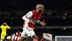 Arsenal thoát thua Crystal Palace phút bù giờ