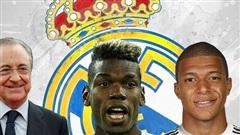 Real hẹn ký Mbappe và Pogba, De Ligt đàm phán Chelsea