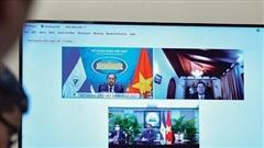 Phiên tham khảo chính trị cấp Thứ trưởng ngoại giao đầu tiên giữa Việt Nam và Nicaragua