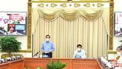 Phó Chủ tịch UBND TPHCM Ngô Minh Châu: Công an TP sớm dự báo và có giải pháp phòng chống tội phạm