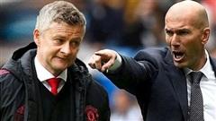 Sốt dẻo MU mời Zidane về thay Solskjaer, xoa dịu Ronaldo