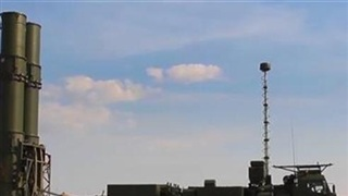 S-500 sẽ đặt ở Crimea