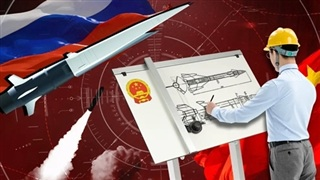 Chuyên gia:Trung Quốc đang cố sao chép tên lửa siêu thanh Nga