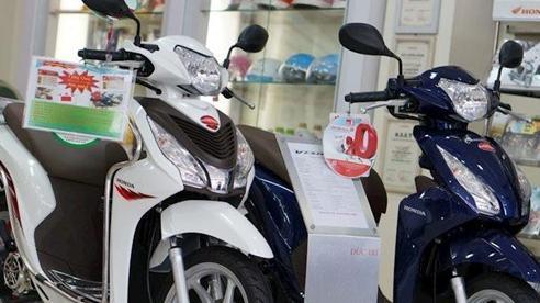 Thị trường xe máy chờ sức bật cuối năm