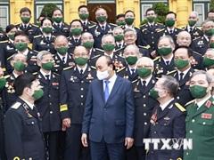 Chủ tịch nước: Đoàn tàu 'không số' đã trở thành huyền thoại