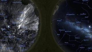 Trái Đất đang lọt giữa một 'đường hầm từ tính' khổng lồ