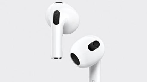 Apple công bố AirPods 3 với giá 179 USD