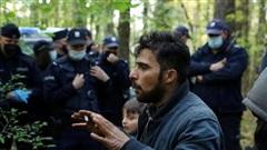 Đức đổ lỗi Belarus về cuộc khủng hoảng tị nạn