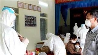 Phú Thọ ca nhiễm tăng từng giờ, dịch đã tấn công KCN Thuỵ Vân